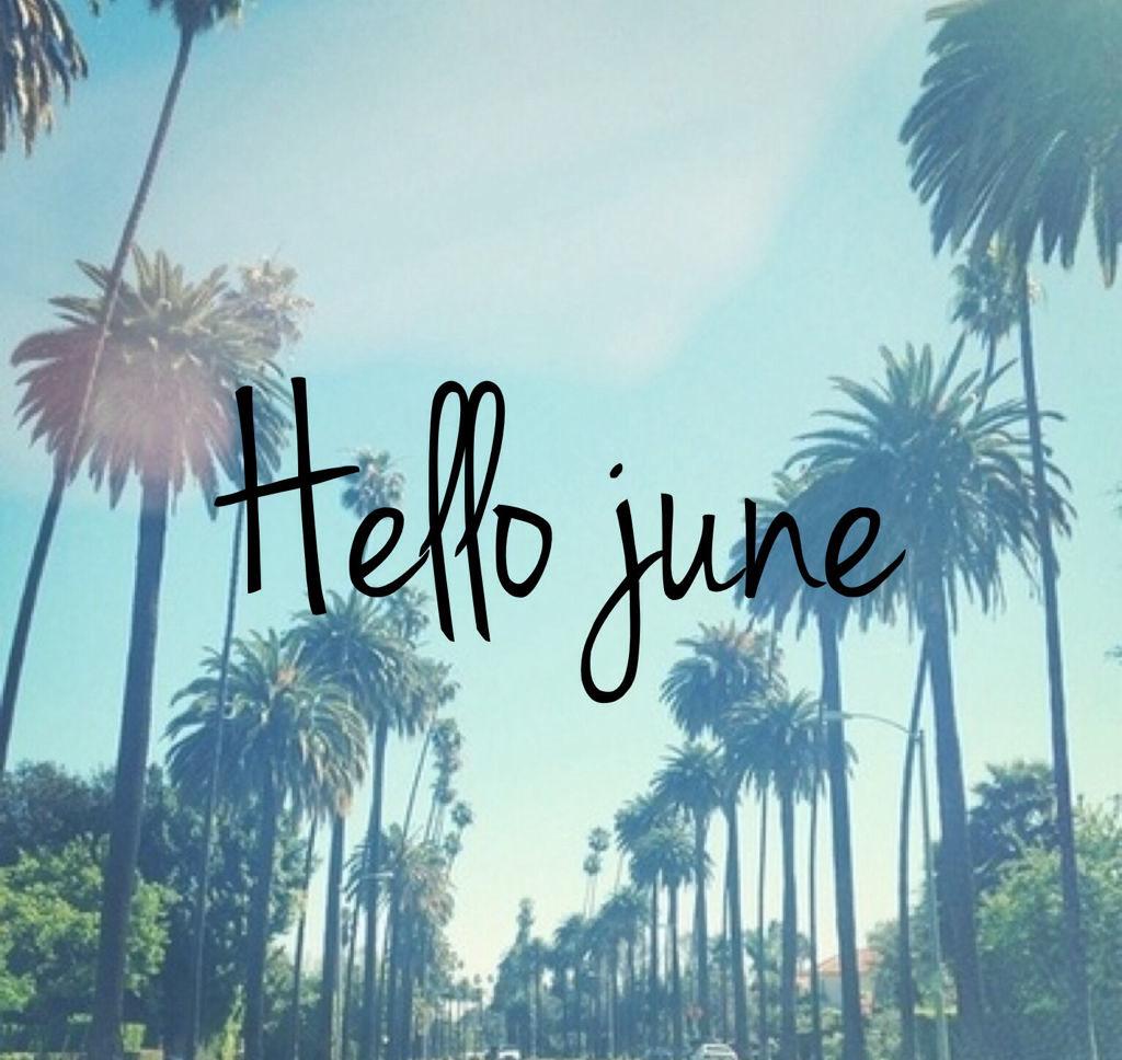 привет июнь картинки если
